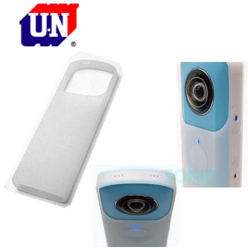 UN(ユーエヌ)UNX-8548 RICOH THETA用シリコンケース