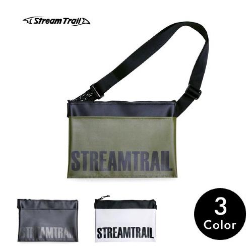 Stream Trail(ストリームトレイル) サッカー ショルダーバッグ Sucker