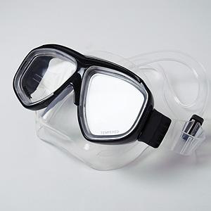 【在庫限定価格】SONIA(ソニア) S77 アイキューブ シリコンマスク ICUBE MASK 度付レンズセット