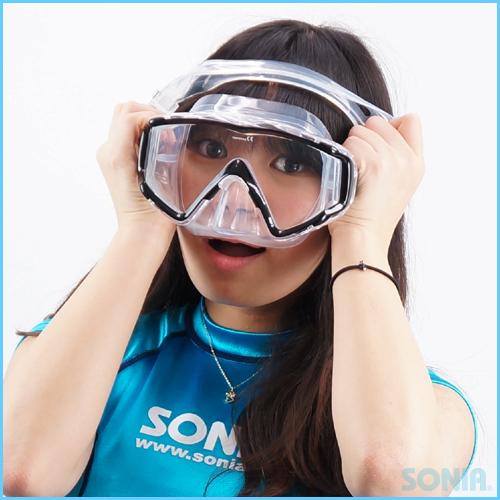 SONIA(ソニア) MS-315 ワイドビューマスク