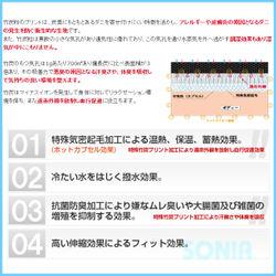 【送料無料】SONIA(ソニア) 【ホットカプセル】 竹炭プリント ショートジョン HOTCAPSULE BAMBOO CHARCOAL ラッシュガード