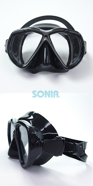 SONIA/SAS(ソニア) MS-248 アイキューブ6マスク(ラプター2) EYESBOX-V,VI