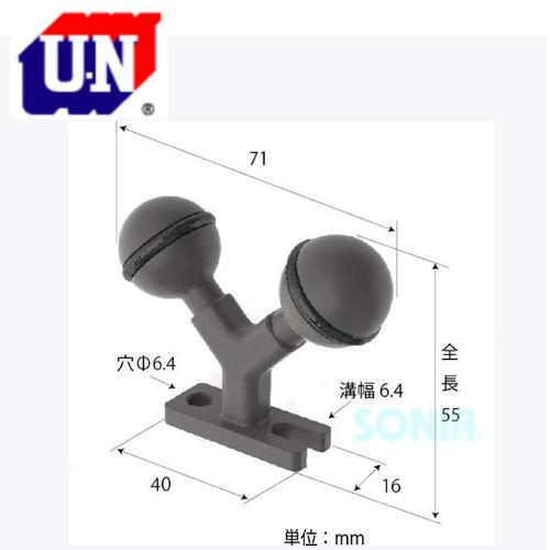 UN(ユーエヌ) UNZ-2645 ダブルボールベース
