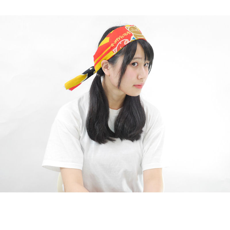【送料無料】大漁旗手ぬぐい(マーメイドル水産)