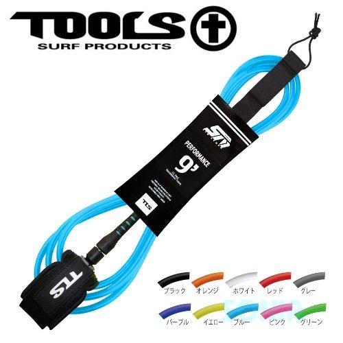 TLS(ツールス) TOOLS パフォーマンス/ニー STD LEASH PERFORMANCE/KNEE 9ft x 7mm