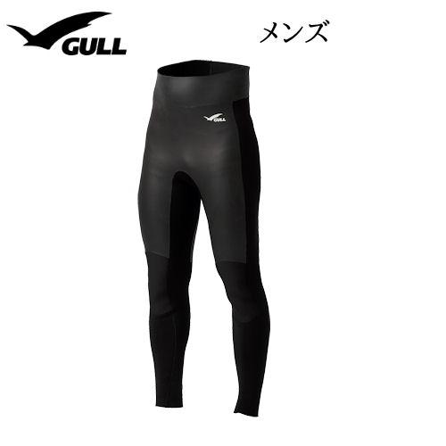 GULL(ガル) GW-6636/GW-6638 3mmスキンロングパンツ 3mm Skin long pants ダイビング サーフィン