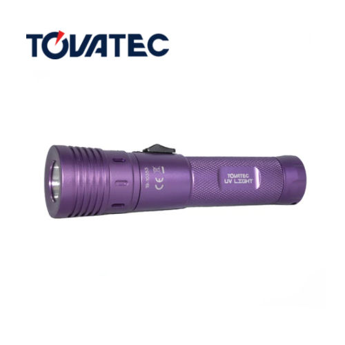 TOVATEC/INTOVA(トバテック/イントバ) 7592 UV01 UV ライト 395nm 水中ライト 防水 ダイビング