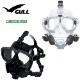 【送料無料】GULL(ガル) 【GM-1584/GM-1582】 マンティスフルフェイス シリコン マスク MANTIS FULLFACE ダイビング