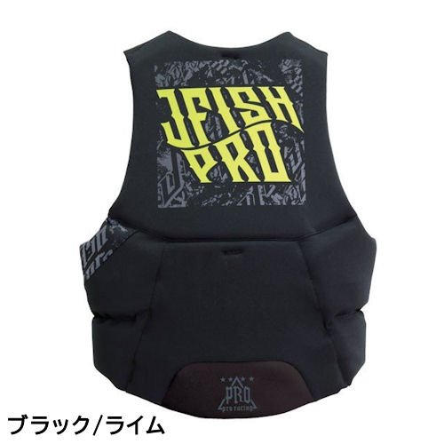 J-FISH/R(ジェイフィッシュ) GRP_JNV-402 プロ ネオベスト ライフジャケット マリンスポーツ メンズ