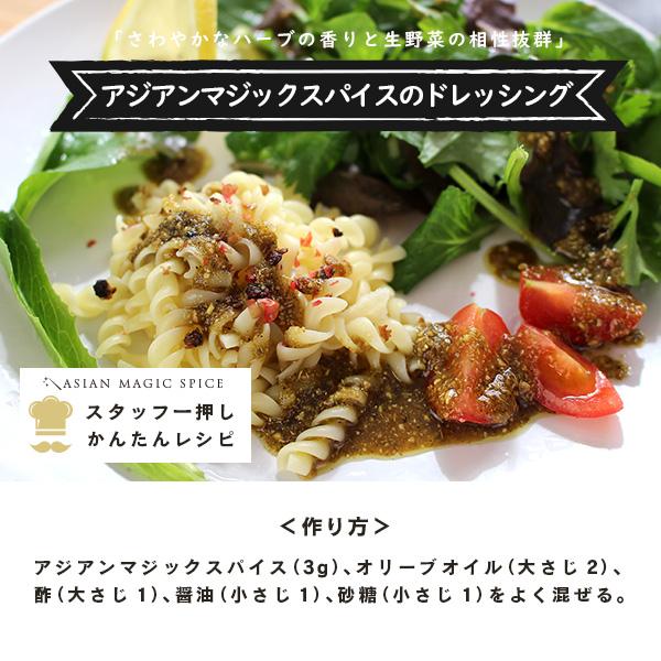 アジアンマジックスパイス 3g【お試しサンプル】