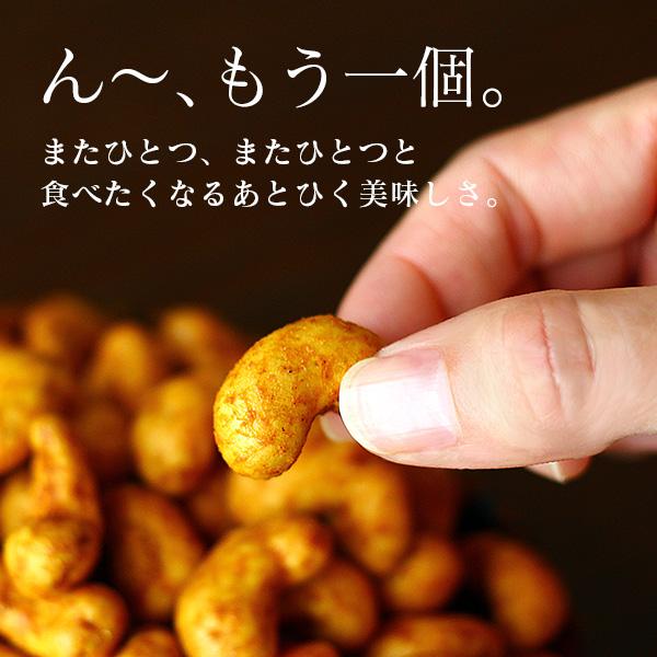 カレーカシューナッツ 〜こく旨 スパイス仕立て〜 300g