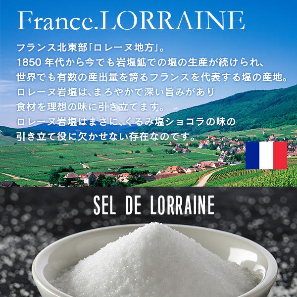 くるみ塩ショコラ ギフトボックス 160g