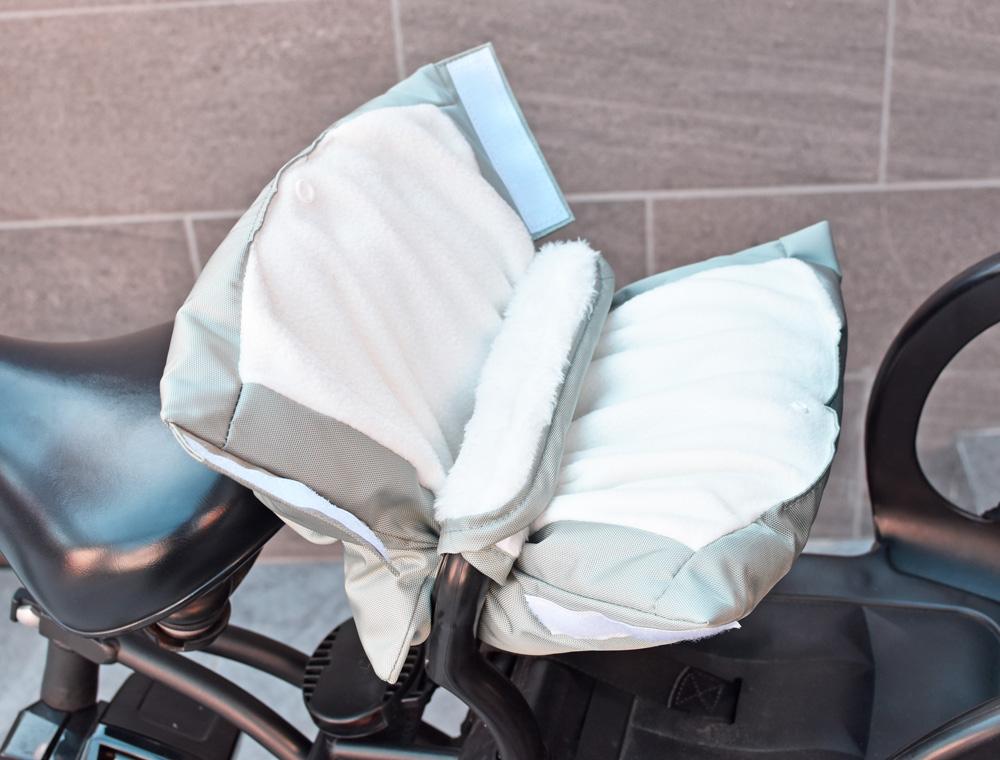 【新着】中綿入りチャイルドシート用ハンドカバー