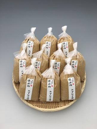【ご自宅・贈答用】水なす漬セット(水なすぬか漬10袋)【送料込】