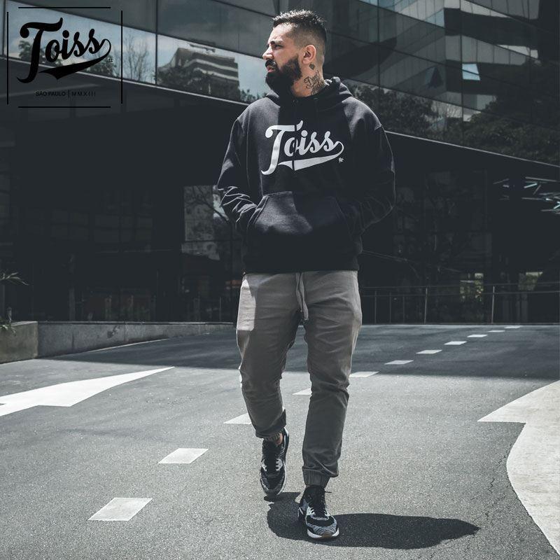 【TOISS】トイスクロップドジョガーパンツ|裾ゴム グレー