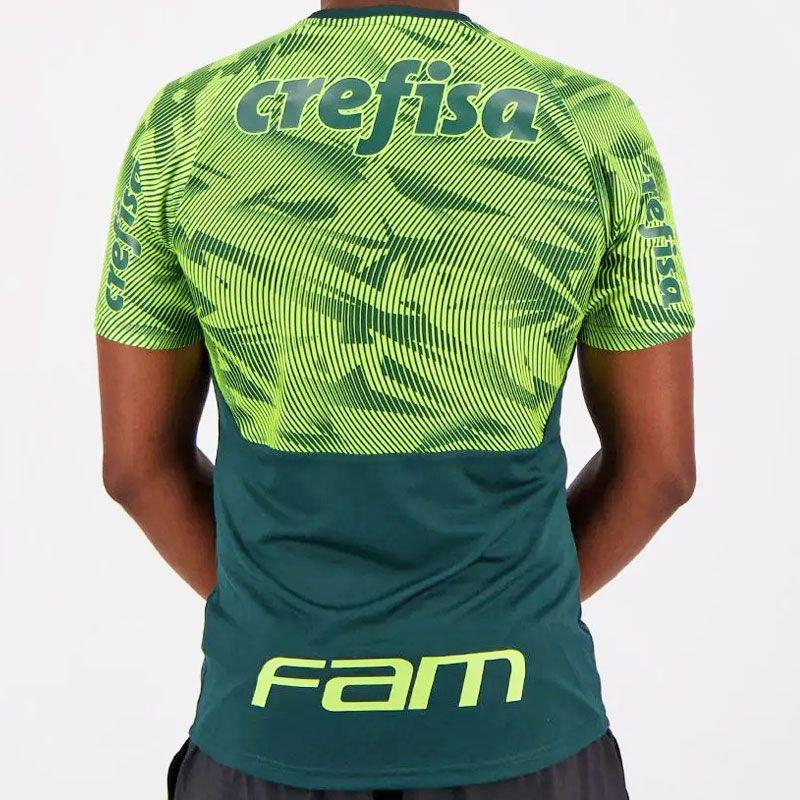 パルメイラス20/21スポンサー入り公式練習着 トレーニングシャツ【PALMEIRAS】Puma