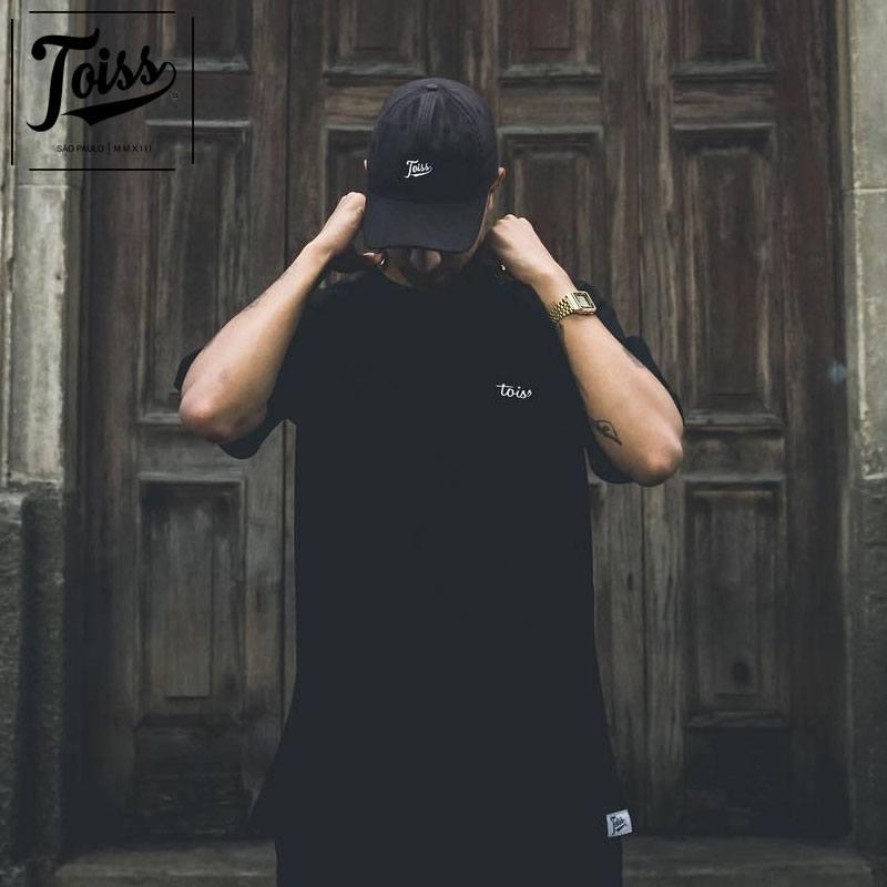 【ネイマール愛用ブランドTOISS】トライバルハートTシャツ   ブラック