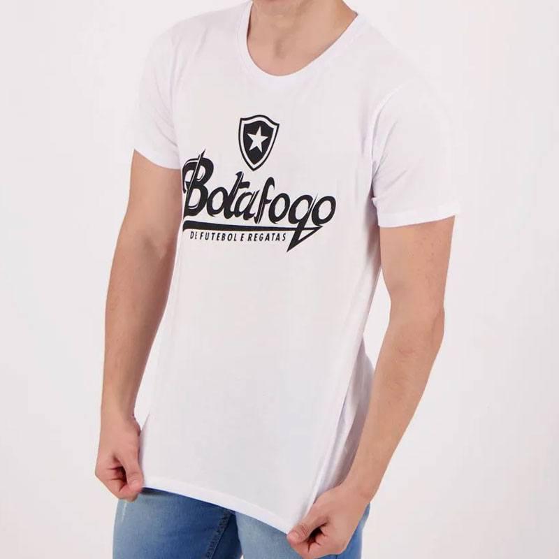 ボタフォゴ公式デザインTシャツ ホワイト BOTAFOGO