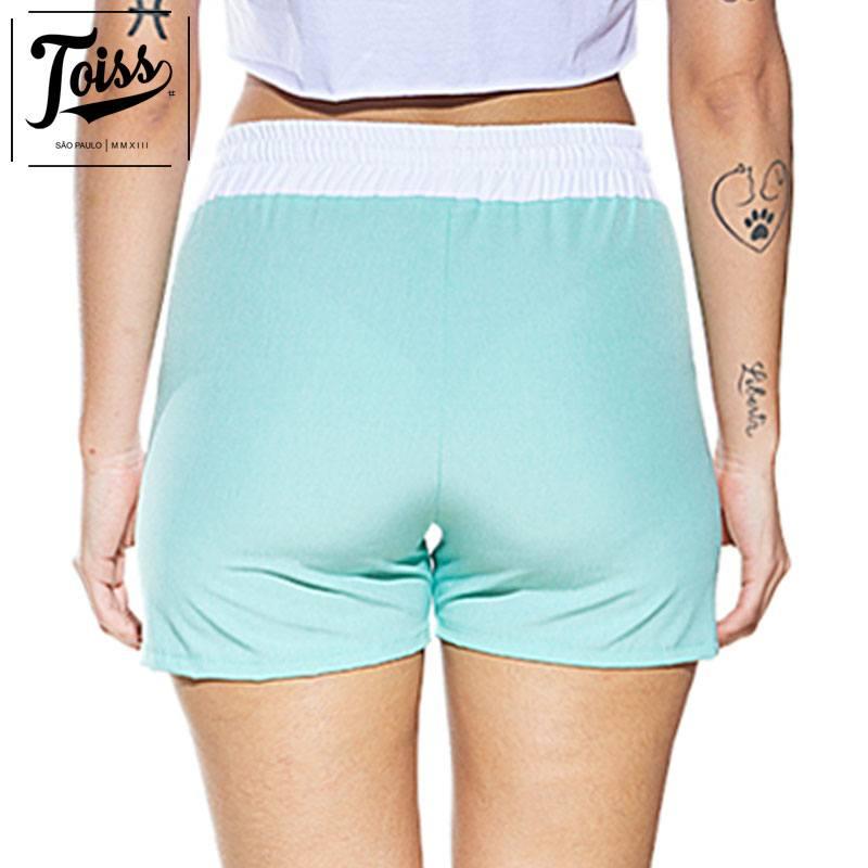 【TOISSレディース】トイス2013ショートパンツVERAO 19′ | ミントグリーン×ホワイト