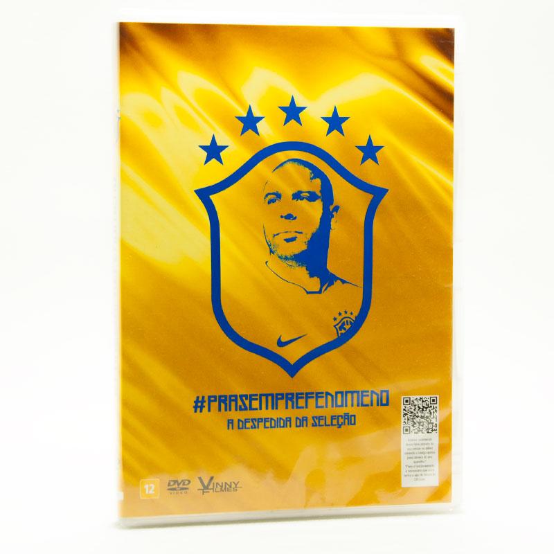 ■50%OFF■ロナウドDVDブラジルサッカー/PRA SEMPRE FENOMENO