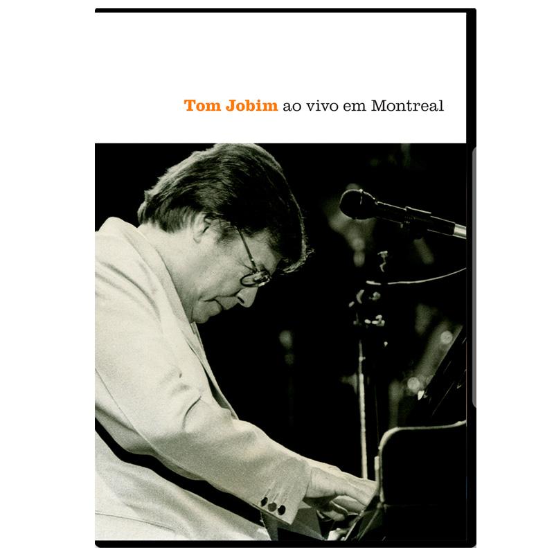 トム・ジョビン ライブDVD【TOM JOBIM em Montreal】イパネマの娘など全13曲