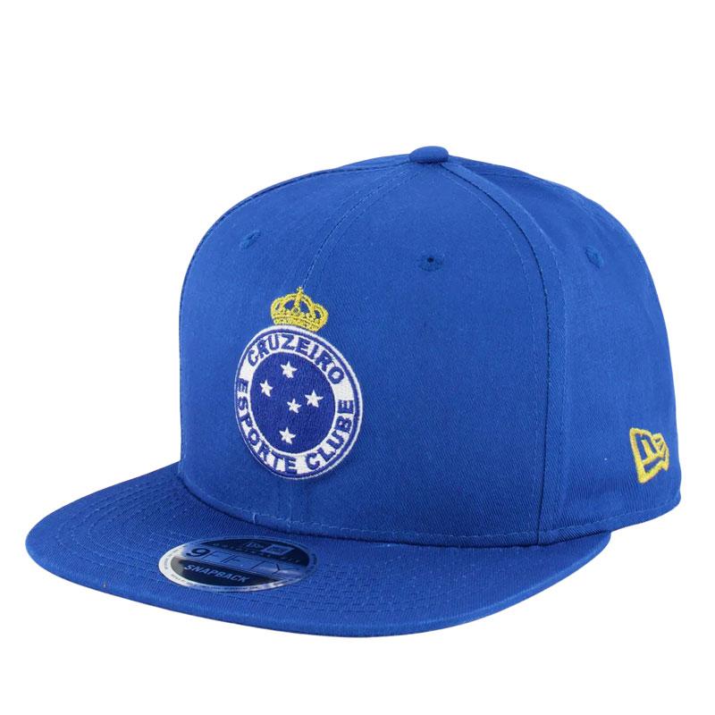 クルゼイロ公式 9FIFTY キャップ【CRUZEIRO】 NEW ERA ブルー