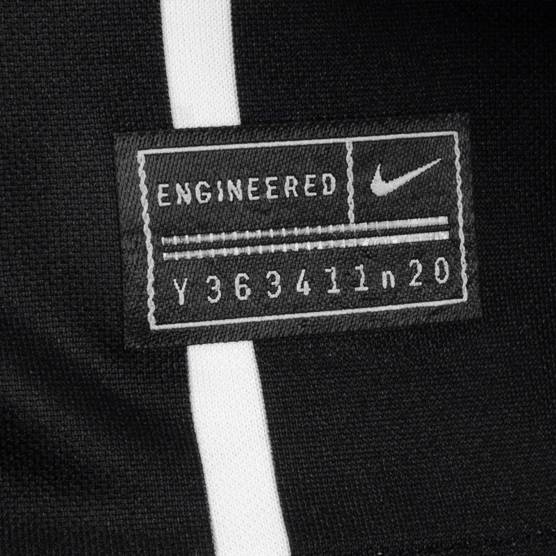 コリンチャンス公式ストライプホームユニフォーム20/21【CORINTHIANS】ブラック Nike