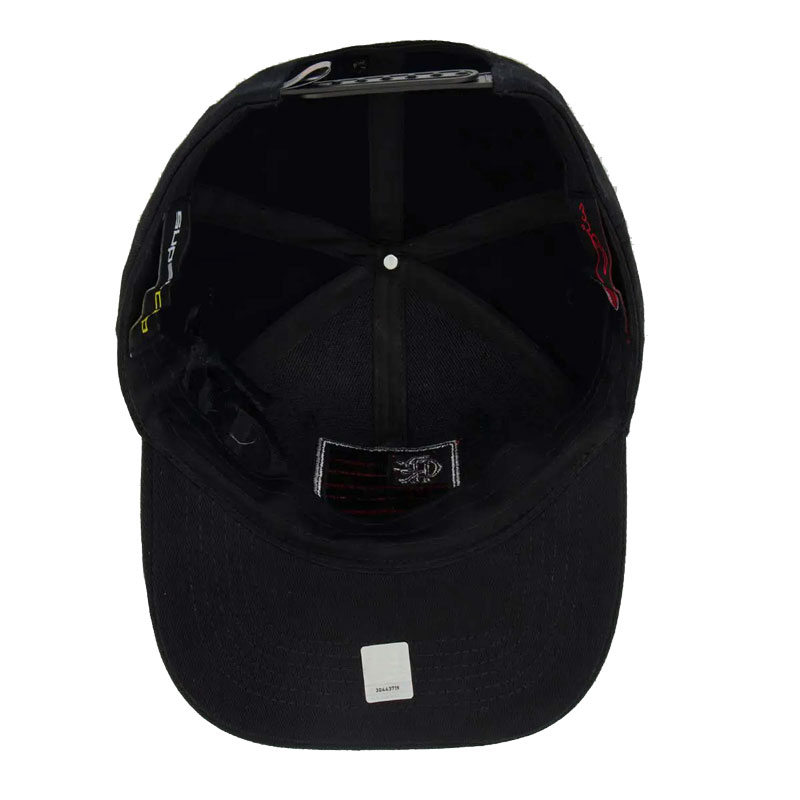 フラメンゴ公式エンブレム刺繍キャップ【zico】帽子