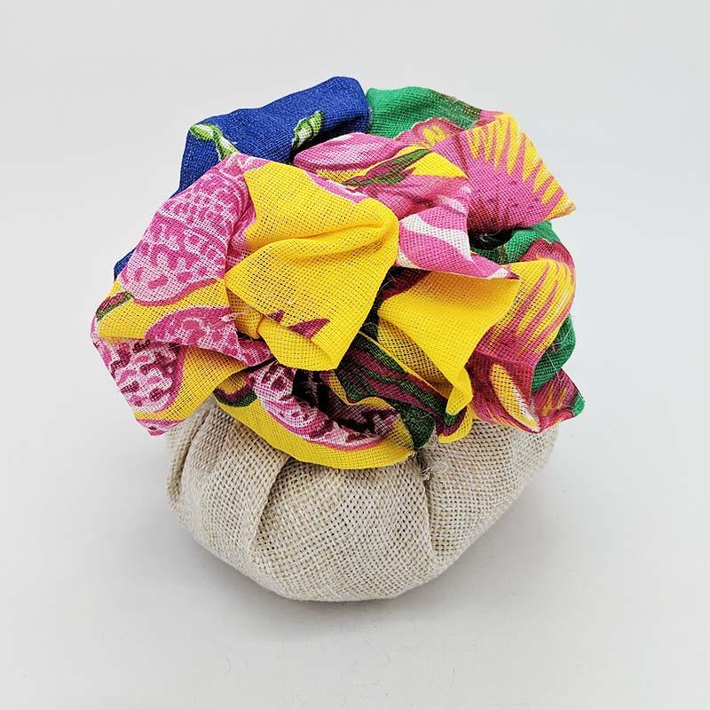 インテリアドアストッパー 花鉢アレンジB