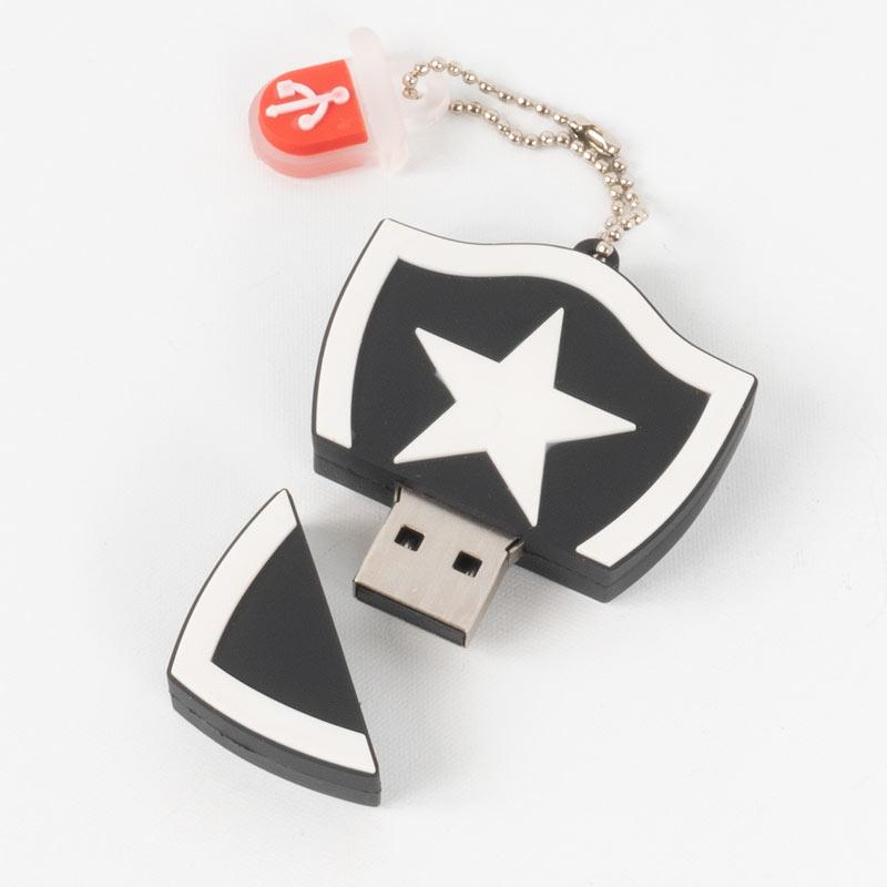 ボタフォゴ USBメモリー【BOTAFOGO】キーホルダータイプ   32GB