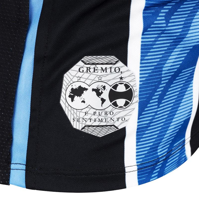 グレミオ公式スポンサー入りホームユニフォーム 20/21【GREMIO】ブルー×ブラック umbro