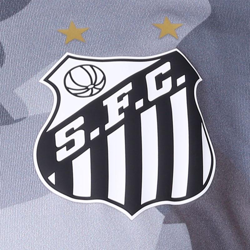 サントスFC|トレーニングTシャツ【SANTOS FC公式】練習着 グレー