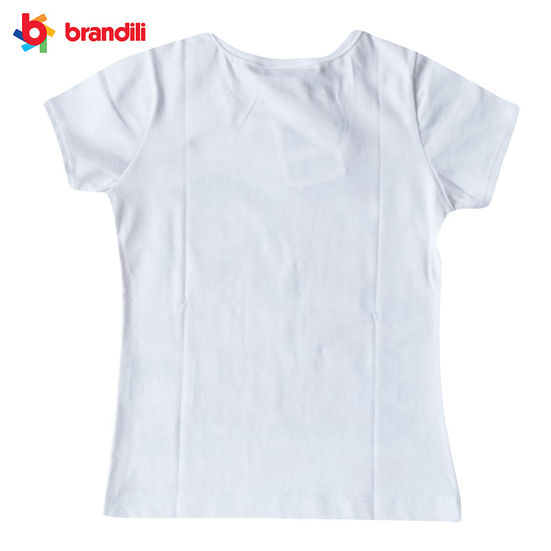 TURMA DA MONICA モニカ&マガリ デザインTシャツ ホワイト brandili