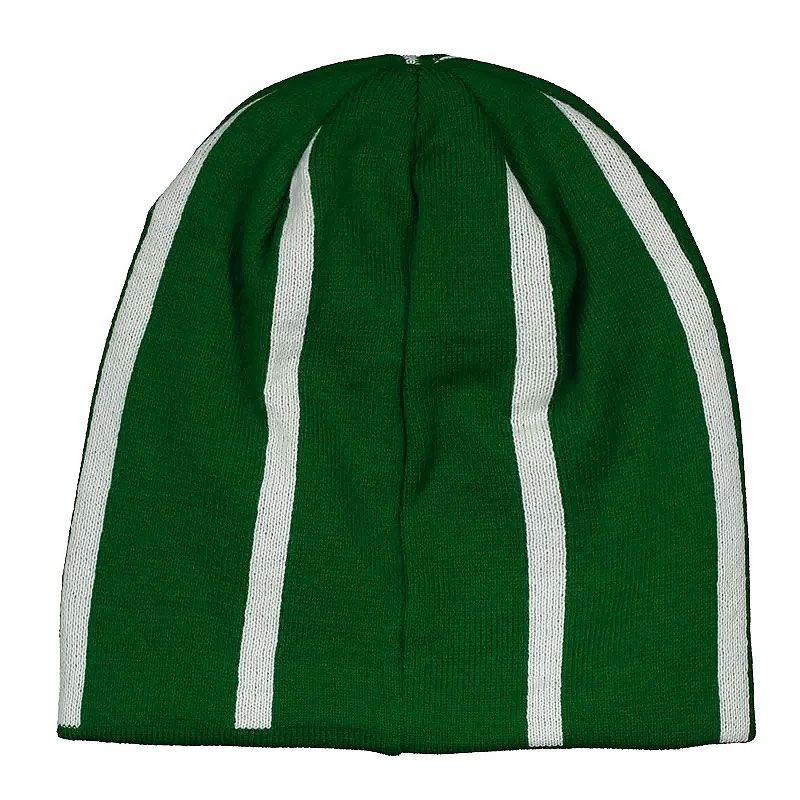 パルメイラス公式ニットキャップ【PALMEIRAS】ニット帽|グリーン×ホワイト