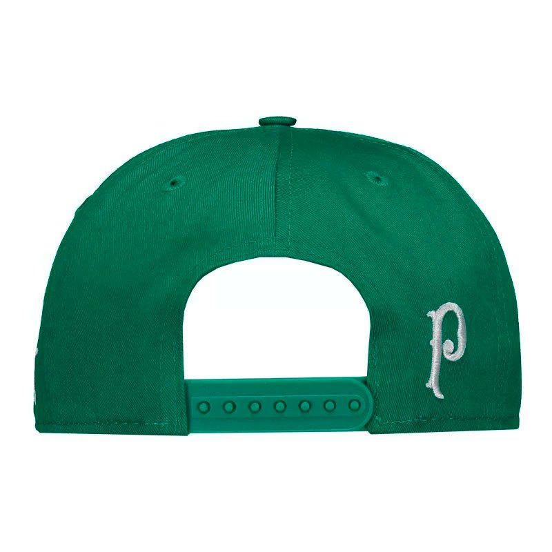 パルメイラス公式バイカラーキャップ PUMA【PALMEIRAS】 グリーン×ホワイト