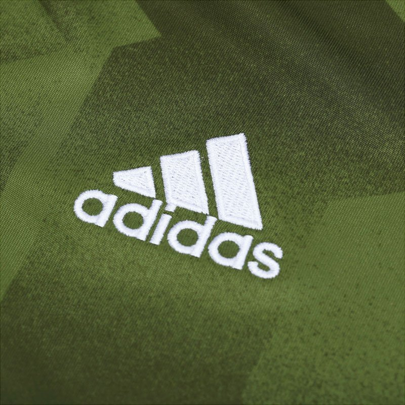 パルメイラス ドゥドゥ7番ユニフォーム【PALMEIRAS】adidas グリーン