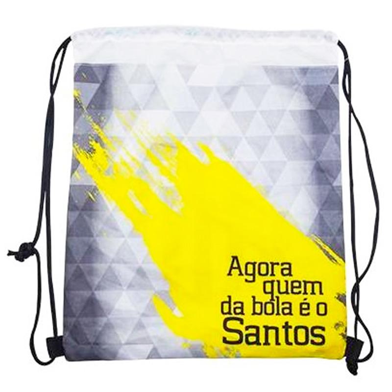 サントスFC公式ナップザックリュック【SANTOS】