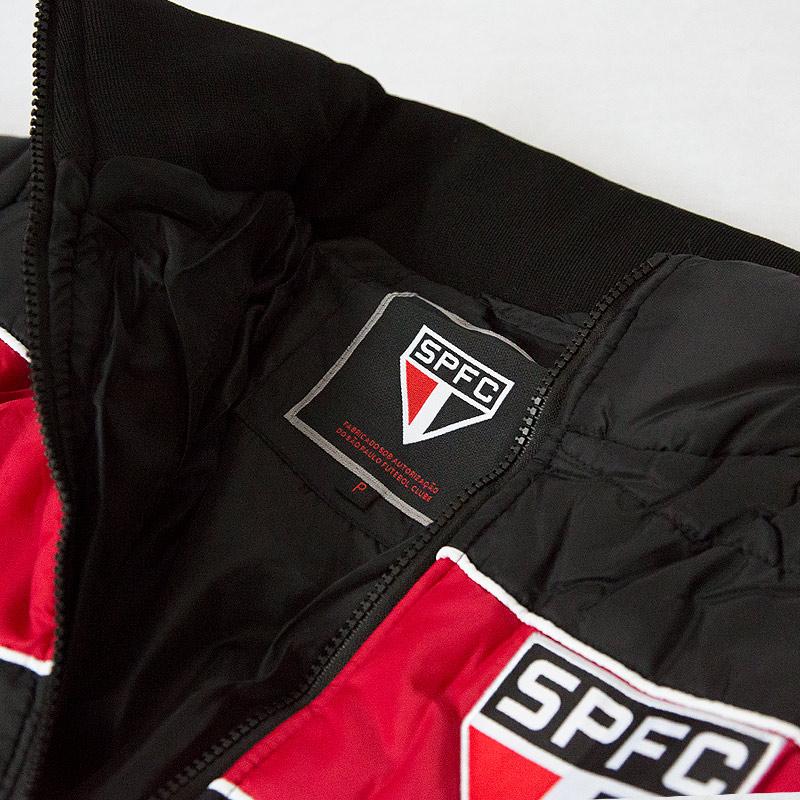 ■期間限定最終値下げ■サンパウロ公式ダウンジャケット 格納式フード付き SAO PAULO FC