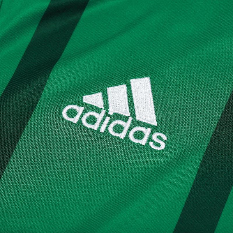 【PALMEIRAS】パルメイラス公式ストライプユニフォーム【adidas】グリーン