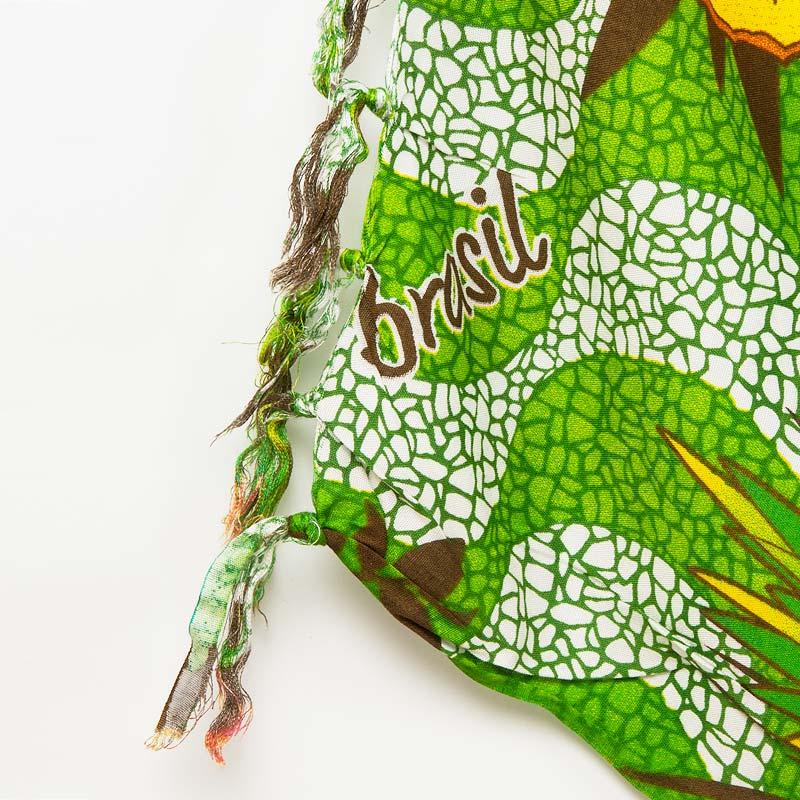 パイナップル【ブラジルカンガ】グリーン