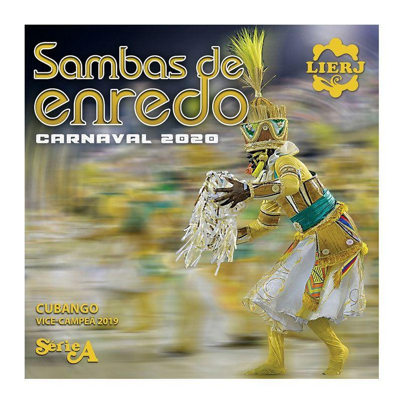 サンバCDリオのカーニバル【SAMBAS DE ENREDO 2020 Serie A】
