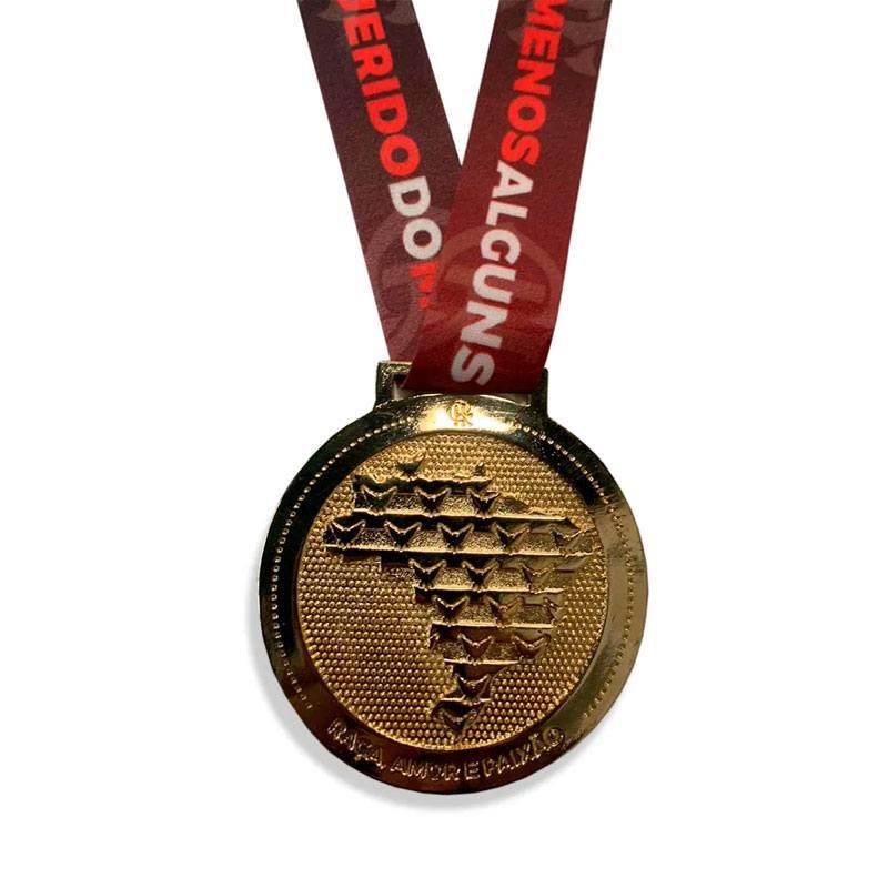 フラメンゴ ブラジルリーグ優勝記念ゴールドメダル【公式】FLAMENGO