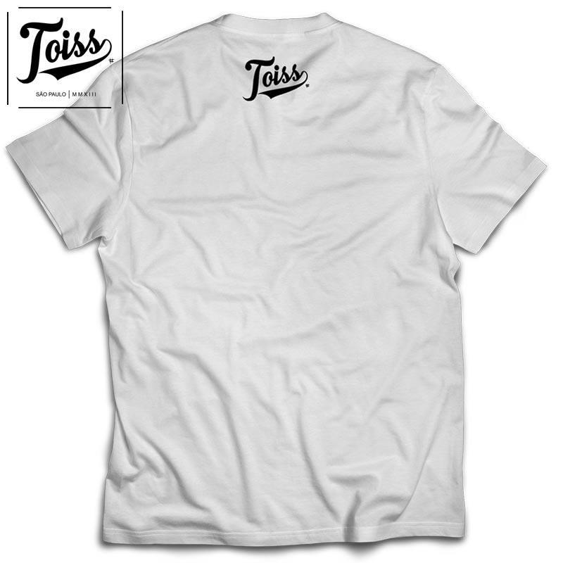 【TOISS】Limited Tshirts フレーズTシャツ | ホワイト