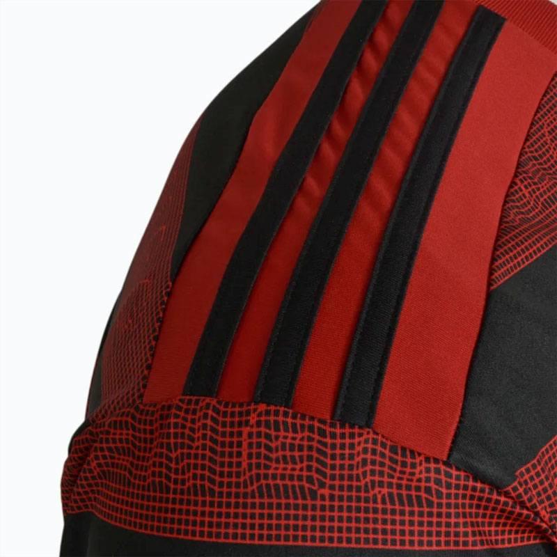 ■10% OFF■フラメンゴ公式ユニフォーム19/20 【FLAMENGO】 adidas レッド