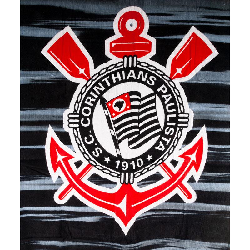 コリンチャンス Vai Corinthians バスタオル【CORINTHIANS公式グッズ】