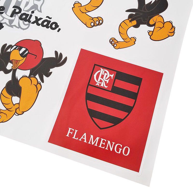 フラメンゴ公式BIGステッカー【ブラジルリーグ】