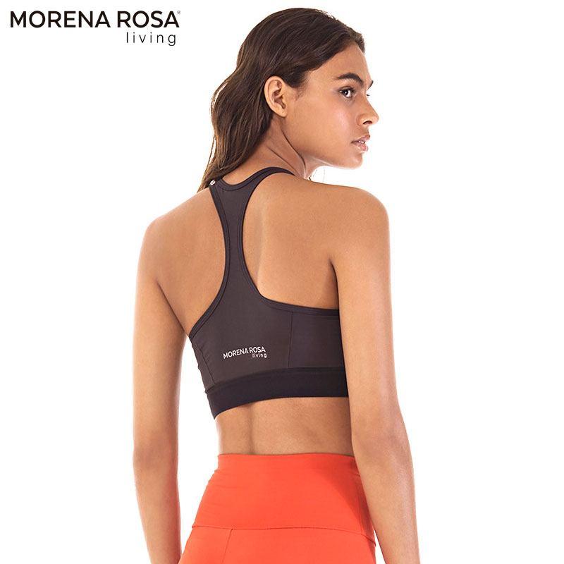 ■20%OFF■Morena Rosa Living クロップド トップス タンクトップ 星条旗| マルチ
