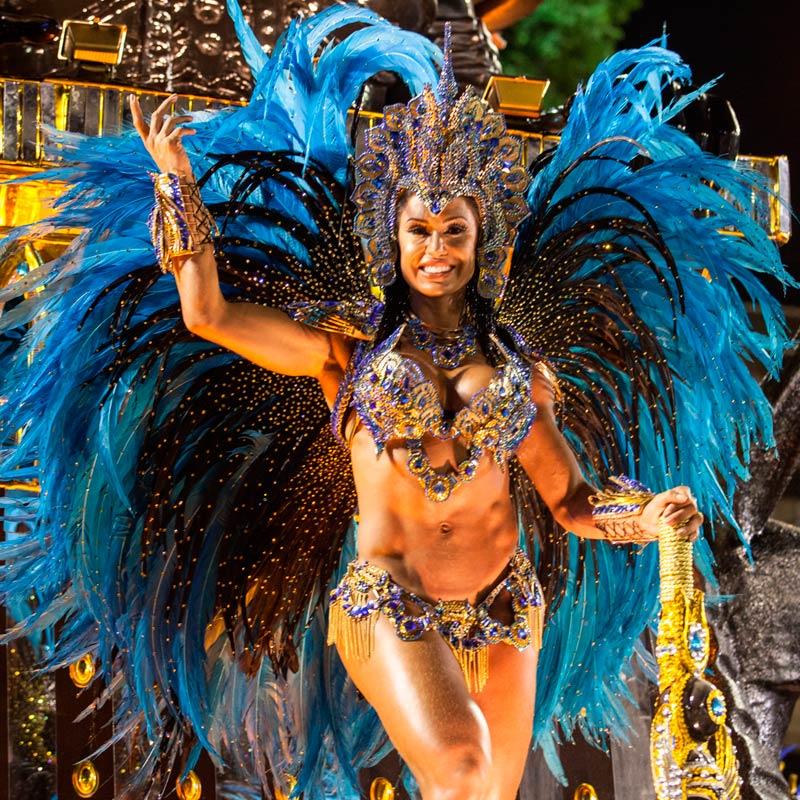 リオのカーニバル【サンバ】CARNAVAL 2016 RIO DE JANEIRO 2枚組DVD