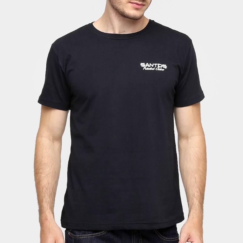 サントスFC公式デザインTシャツ【SANTOS FC】 | ブラック