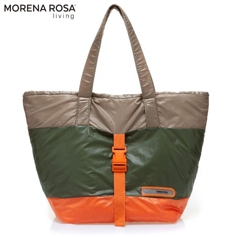 【Morena Rosa Living】モレナローザ ファスナー付きト大きめトートバッグ